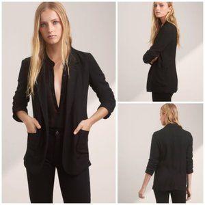 ARITZIA | Talula Black Kent Blazer Size 4